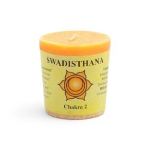 Chakra Candle (Orange) - Sacral