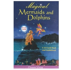 Magical Mermaids and Dolphins Oracle Cards By Doreen Virtue
