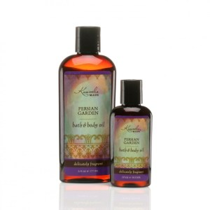 Kuumba Made Persian Garden Organic Bath & Body Oil - Small 2fl oz