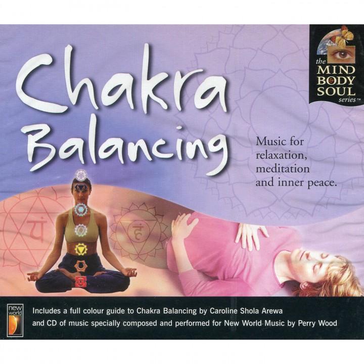 Chakra Balancing - Caroline Shola Arewa