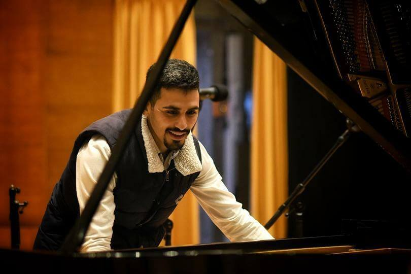 Pianist Aeham Ahmad