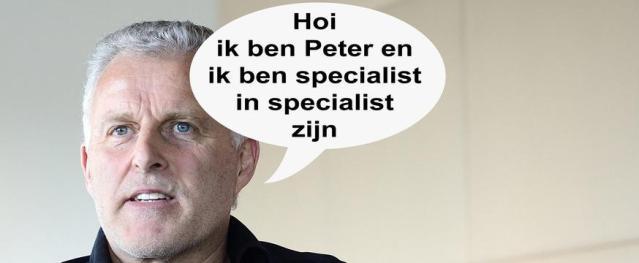 Minder Peter de Vries op de televee!