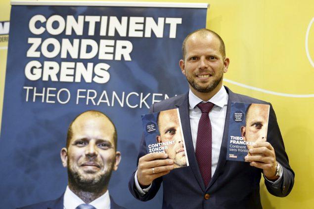 Boek van Theo Francken, 'Continent zonder grens'
