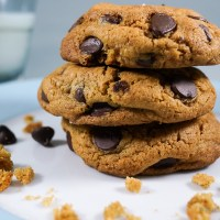 Chocolate Chip Cookies:  NY Times Recipe