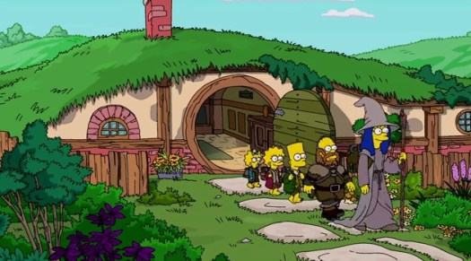 simpsons-hobbit