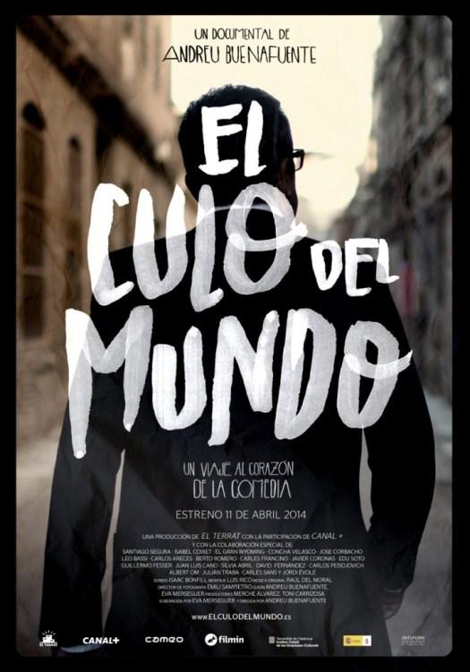 Poster - El culo del mundo