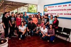 PASCOA-2-300x199 PÁSCOA: Administração Municipal entrega doces aos alunos da rede municipal de ensino