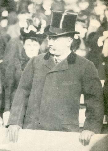 Image result for theodore roosevelt at army navy game