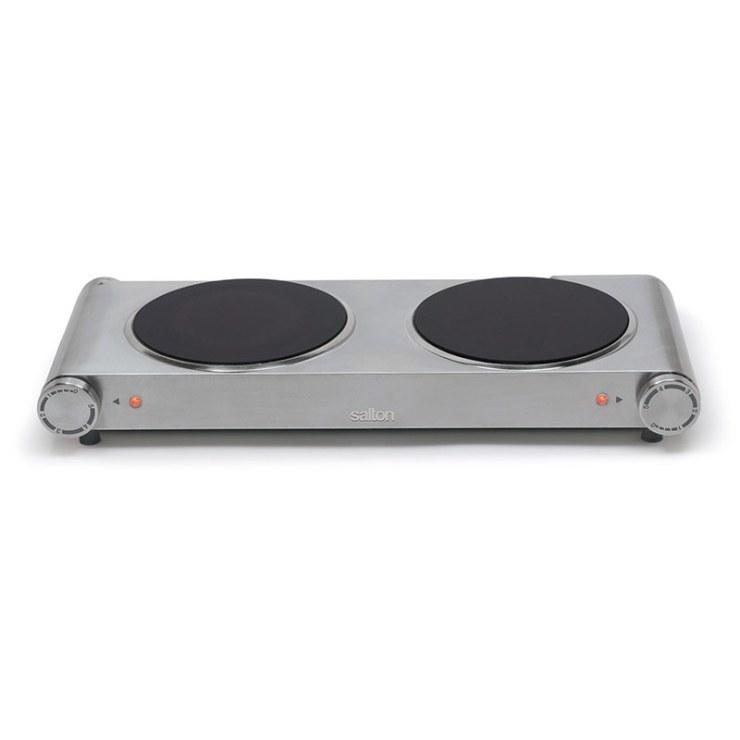 Salton Cooktop - Infrared portable double - HP1269