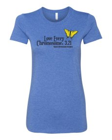 Ladies World Down Syndrome Day T-Shirt