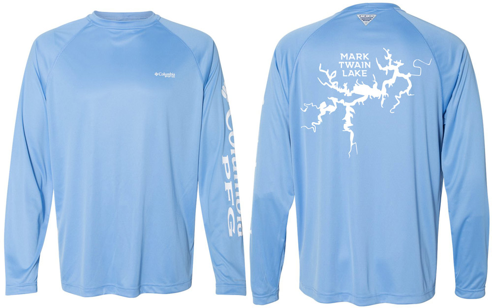 MTL fishing shirt blue