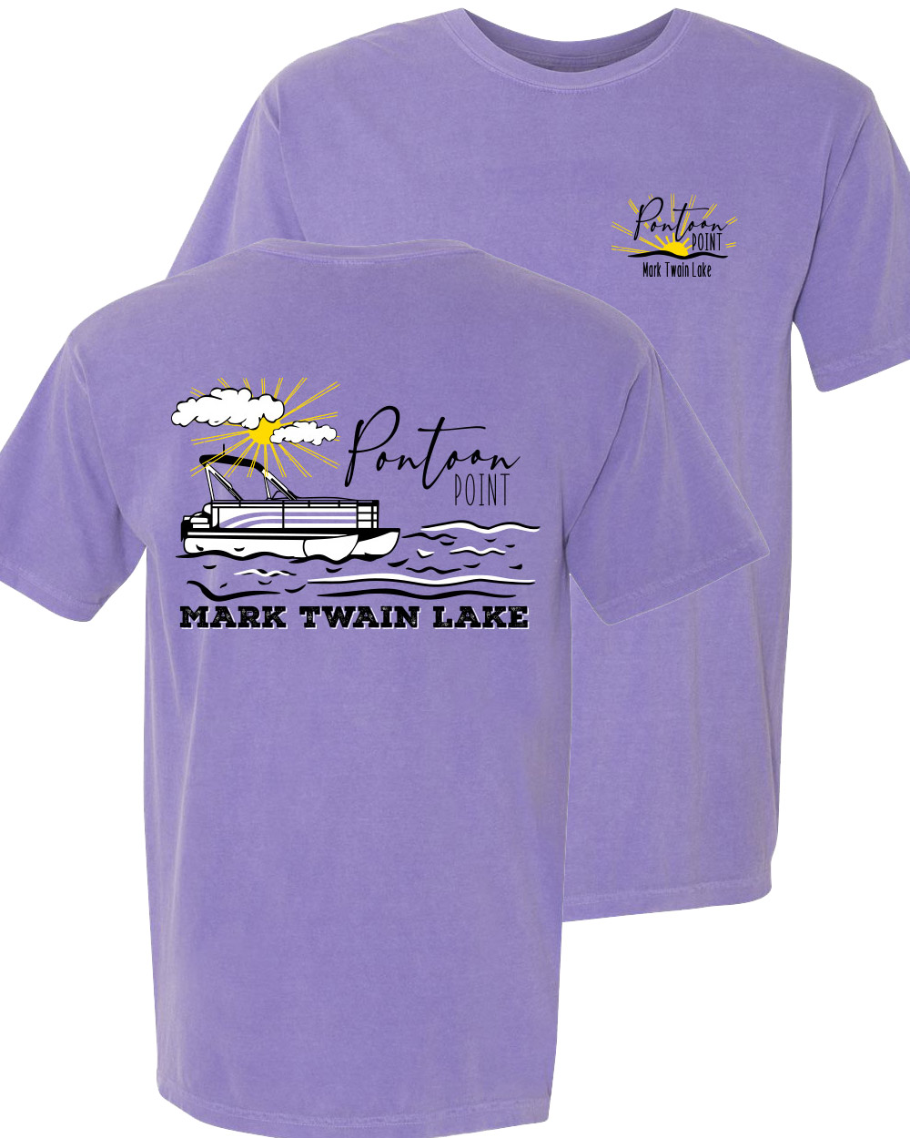 Pontoon Point violet