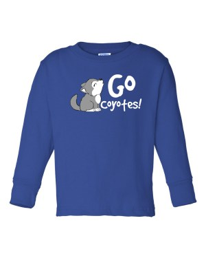 Go Coyotes! Long Sleeve