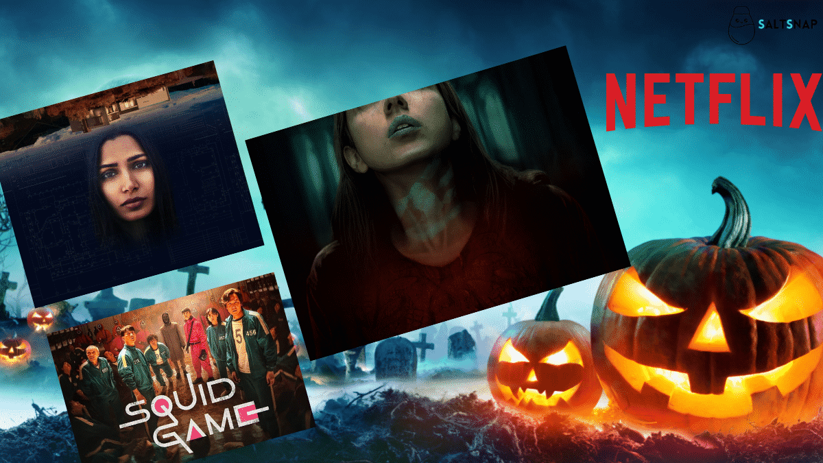 What's Netflix Bringing for Halloween 2021?