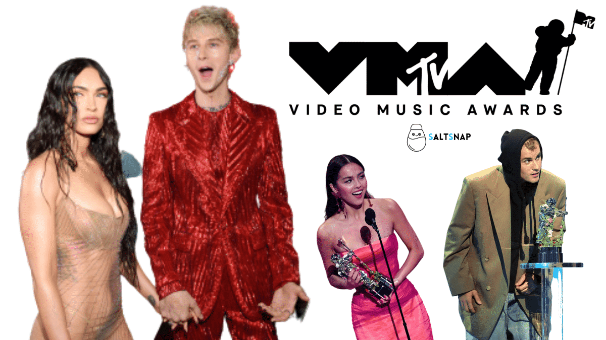Stunning Red Carpet Looks From VMA 2021