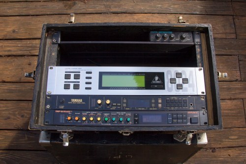 Yamaha D1500 Digital Delay