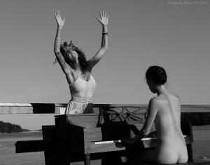 Modern Dance on Salt Spring Island, Fulford