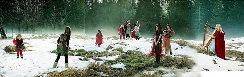 Oona McOuat - Fairy Camp