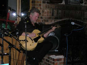 Randy Bachman live at the Fulford Inn, Salt Spring Island, BC