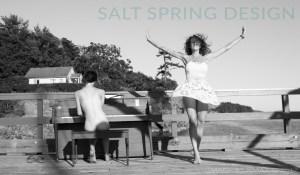 Salt Spring Island Website Design and Photography