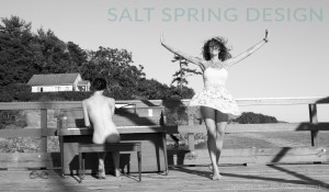 Salt Spring Island Website Design and Photography