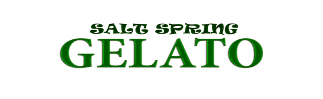 SALT SPRING GELATO