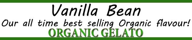 Organic Vanilla Bean