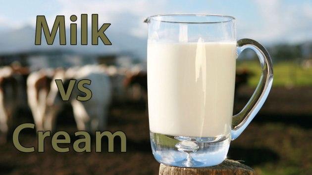Milk-versus-Cream