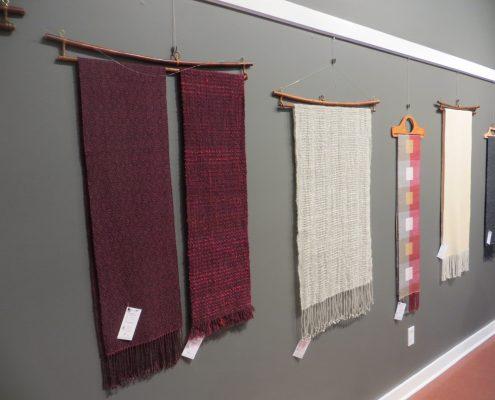 scarfs and shawls