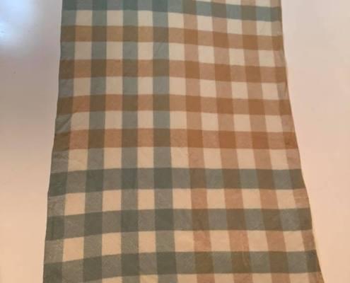 Bambu scarf woven by Nancy