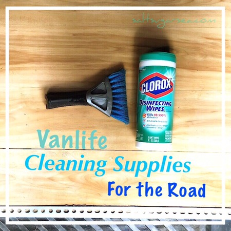 Easy travel Cleaning Supplies