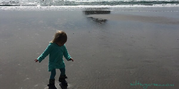 Free Family day trip to the beach