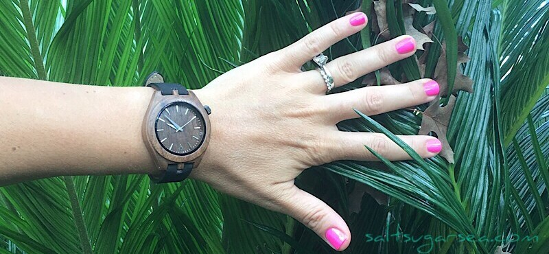 Apache pine wooden watch review