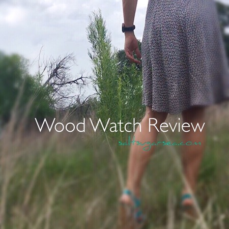 Wooden watch review Apache pine
