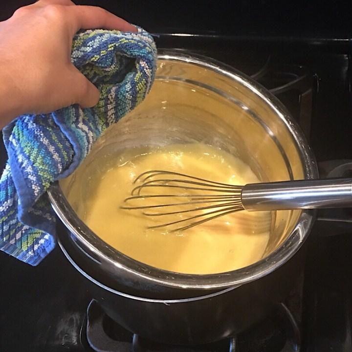 Lemon cream pie filling cooking instructions