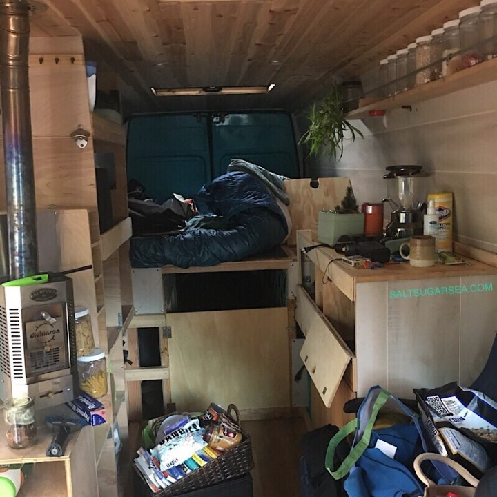 Van for sale, Sprinter van goodbye
