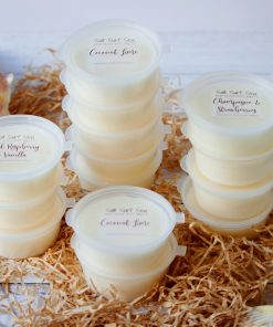 french-lavender-shot pot soy wax melts