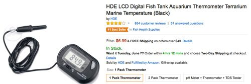 #5 best selling saltwater aquarium product