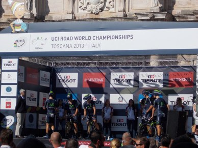 World Cycling Championships 2013