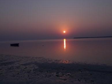 Lakshadweep sunset