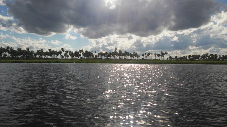 Rio Paraguai, tri-border area