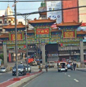 Welcome to China Town, Binondo.