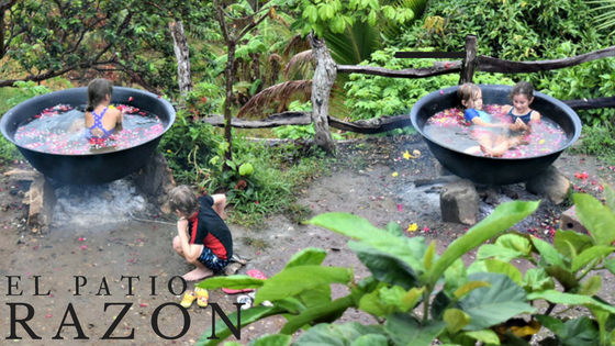 Visit Tanay For A Hot Kawa Bath As You Look Across The
