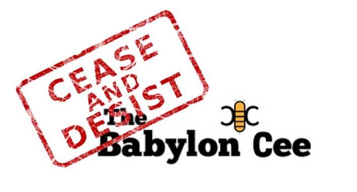 Christian satirical news website seeks new name after cease and desist order