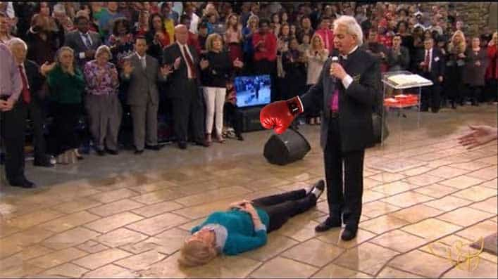Long-awaited Benny Hinn Self Defense Course Now Available for Purchase
