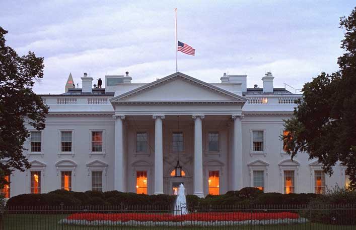 white-house-flag
