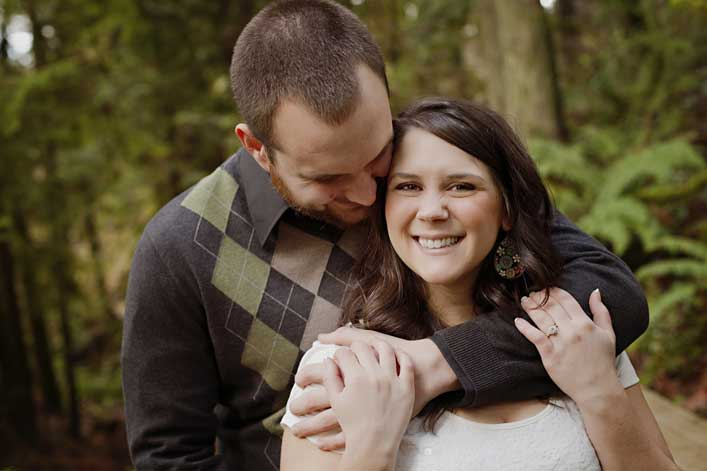 Christian couple maintains abstinence through first two years of marriage