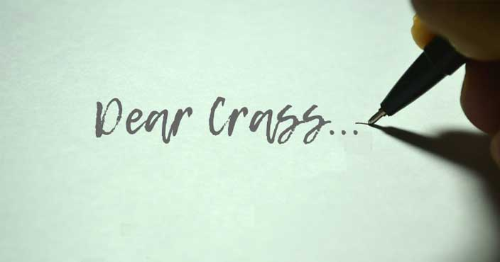 Dear Crass: dealing with a problem church member