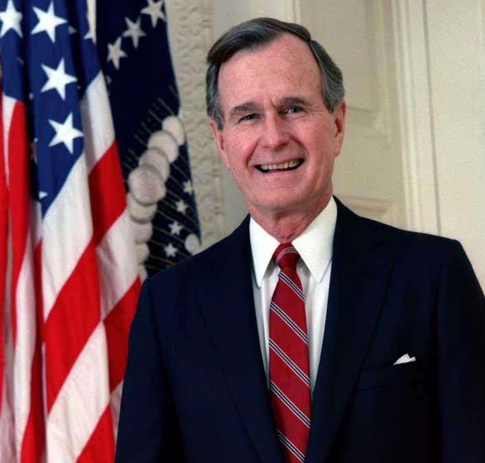 George HW Bush dies: CNN announces 24 hour ceasefire on criticising republicans