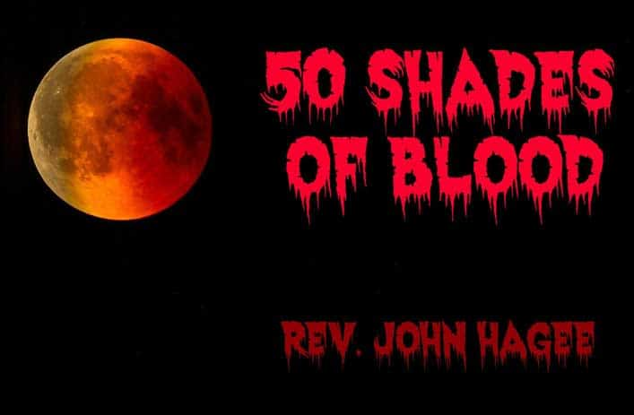 John Hagee Releases Blood Moon Book On Home Decorating